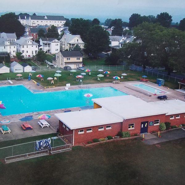 pool August 2011